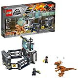 LEGO Jurassic World Stygimoloch Breakout 75927 Building Kit (222 Pieces)