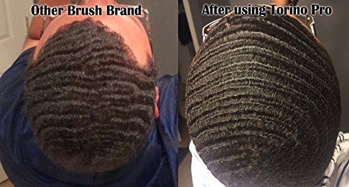 Torino Pro Wave Brush #520 By Brush King - Medium Curve Wave
