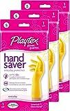 Playtex Gloves HandSaver Gloves: Small - 3 Pairs