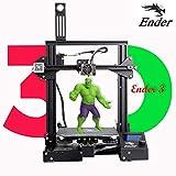 Creality 3D Ender 3 V-Slot Prusa I3 Economic Ender DIY Kits 220x220x250mm Printing Size
