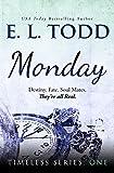 Monday (Timeless Series #1)