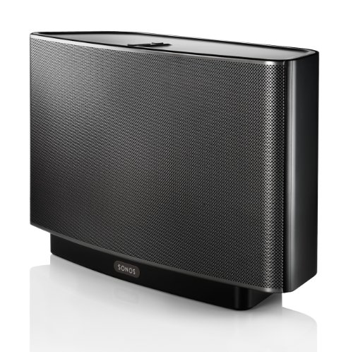 SONOS PLAY:5 Wireless Speaker for Streaming Music (Black) (Gen 1) (Discontinued by Manufacturer), Works with Alexa