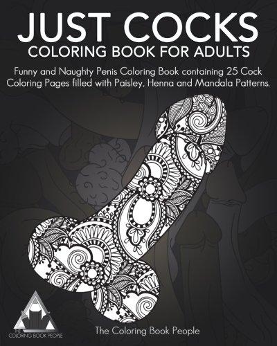 Penis Coloring Book – Just Cocks!!!
