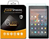 (2 Pack) Supershieldz for All New Fire HD 10 Tablet 10.1 inch (7th Generation 2017 Release) Tempered Glass Screen Protector, Anti Scratch, Bubble Free