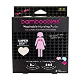 Bamboobies Nursing Pads for Breastfeeding | Reusable Breast Pads | Perfect Baby Shower...