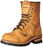 Product review for Adtec Men's 9-Inch Steel-Toe Logger Boot