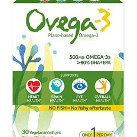 Ovega-3 Vegetarian Softgels