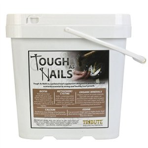 Tribute Tough As Nails 11lbs Pelleted Hoof Supplement 9