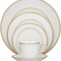 Lenox Federal Gold 5-Pc Dinnerware
