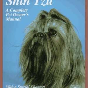 Shih-Tzus: Everything About Purchase, Care, Nutrition, Breeding, and Diseases With a Special Chapter on Understanding Your Shih Tzu (A Complete pet owner's manual) 13