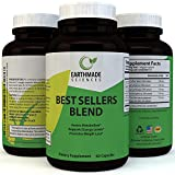 Best Sellers Blend Weight Loss Pills with Garcinia Cambogia Green Coffee Bean and Raspberry Ketones Extract - Natural Fat Burner Supplement Boost Metabolism Suppress Appetite - Earthmade Sciences