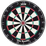 DMI Sports Bandit Staple-Free Bristle Dartboard with...
