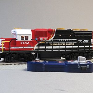 LIONEL LIONCHIEF+ NS GP38 DIESEL LOCOMOTIVE #5642 o gauge 519h4sZ8AvL