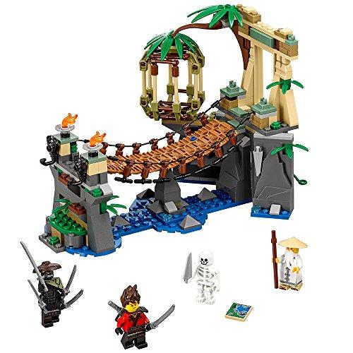 LEGO Ninjago Movie Master Falls Building Kit