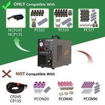 LOTOS-LTPDC2000D-Non-Touch-Pilot-Arc-50A-Plasma-Cutter-200A-Tig-Welder-Stick-Welder-3-in-1-Combo-Welding-Machine-Inch-Clean-CutBrown