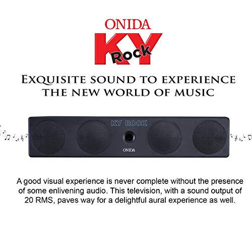 Onida 138 cm (55 Inches) 4K UHD LED Smart TV 55UIR (Black) 6
