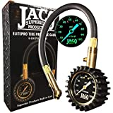 JACO ElitePro Tire Pressure Gauge - 100 PSI