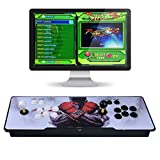 Video Game Console, Arcade Machine 1299 Classic Games, 2 Players Pandora's box 5S multiplayer home Arcade Console 1299 Games All in 1 NON-JAMMA PCB Double Stick Newest Design Buttons Power HDMI