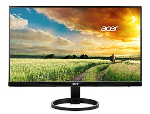 Acer R240HY Abmidx 23.8' Full HD (1920 x 1080) VA Monitor (HDMI, DVI & VGA Ports)