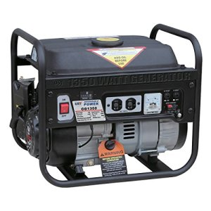 The 1,350 Watt Recoil Start of Gasoline Generator