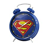 "DC Comics Alarm Clock - 12"" Jumbo, Superman"