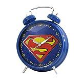 "DC Comics Alarm Clock - 12"" Jumbo, Superman"