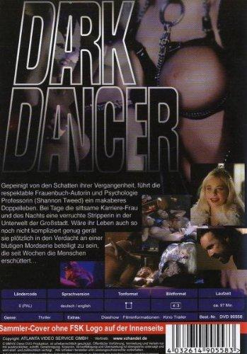 The Dark Dancer Amazon De Shannon Tweed Jason Carter Robert Burge Dvd Blu Ray