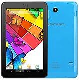 Kocaso MX790 Quad Core Google Android 5.1 Lollipop 7' Tablet PC, 1GB RAM, 8GB Memory, Wi-Fi, Dual Camera, High Resolution HD Screen - Black