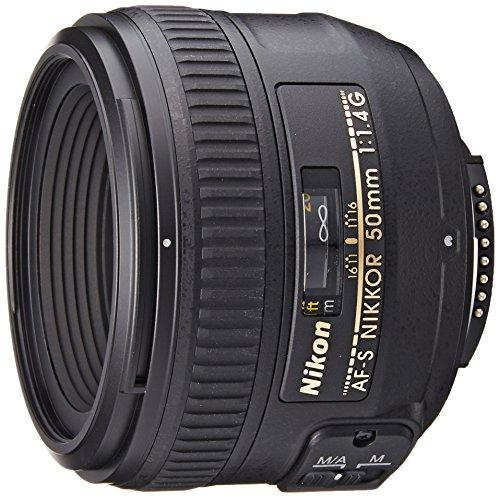 Nikon AF-S FX NIKKOR 50mm f/1.4G Lens