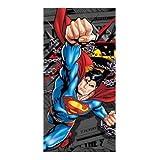 "Superman ""Daily News"" Beach Towel 30""x60"""