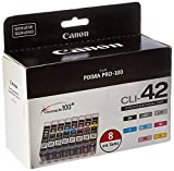 Canon CLI-42 8 PK Value Pack Ink, 8 Pack