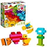 LEGO DUPLO My First Bricks 10848 Colorful Toys Building Kit for Toddler Play and Pretend Play (80 Pieces)