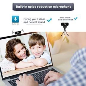 Webcam-1080p-HD-Computer-Camera-Microphone-Laptop-USB-PC-Webcam-HD-Full-Gaming-Computer-Camera-Recording-Pro-Video-Web-Camera-for-Calling-Conferencing-110-Degree-Live-Streaming-Widescreen-Webcam