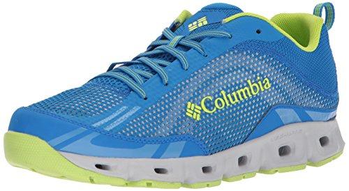Columbia Men's Drainmaker IV Water Shoe, Hyper Blue, Fission, 9.5 Regular US