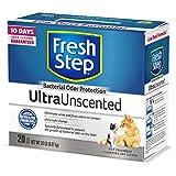 Fresh Step Ultra Unscented Litter, Clumping Cat Litter, 20...