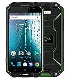 "Oukitel K10000 Max Waterproof Shockproof Smartphone MTK6753 3G+32G 16MP 10000mAh Battery 5.5"" FHD Dual SIM Mobile Phone (Green)"