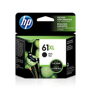 HP 61XL | Ink Cartridge | Works with HP Deskjet 1000 1500 2050 2500 3000 3500 Series, HP ENVY 4500 5500 Series, HP…