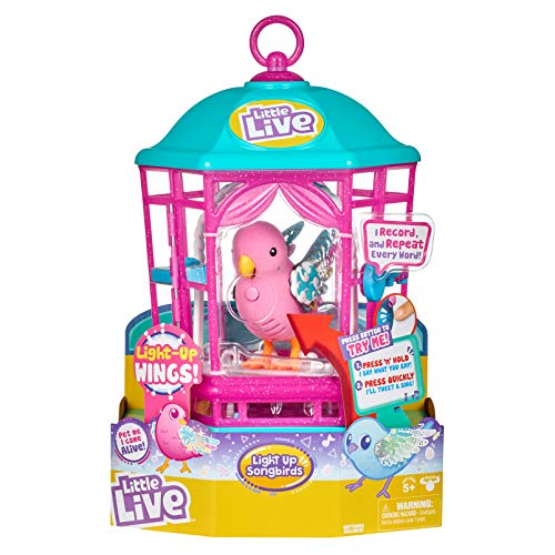 Little-Live-Pets-Bird-with-Cage-Rainbow-Glow-Styles-May-Vary