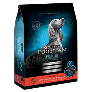 Purina Pro Plan Focus Sensitive Skin & Stomach Adult Dry Dog Food 3