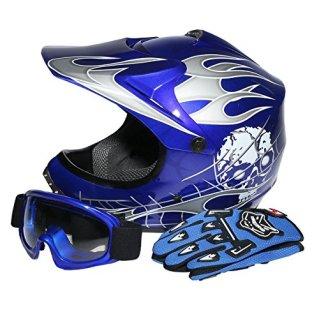 TCMT Motocross Offroad Motorcycle Helmet