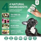 Doggie-Dailies-Pet-Ear-Cleaner-Tea-Tree-Oil-Witch-Hazel-and-Soothing-Aloe-Vet-Formulated-Ear-Cleaner-for-Dogs-and-Cats-Gently-Removes-Wax-and-Debris-Reduces-Odor-and-Maintains-Ear-Cleanliness