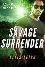 Savage Surrender by Ellis Leigh