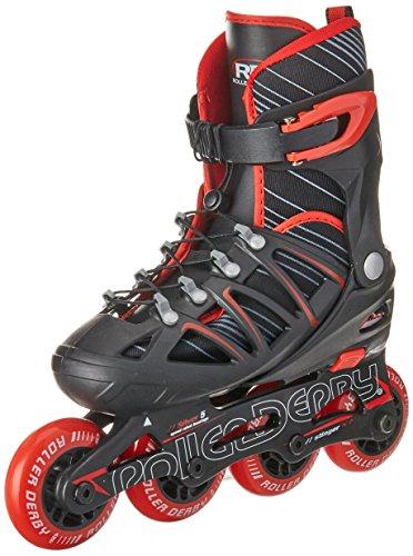 Roller Derby Boy's Stinger 2-5 Adjustable Inline Skate, Medium