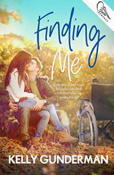 Finding Me by [Gunderman, Kelly]