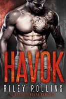 Havok: A Bad Boy Mafia Romance by [Rollins, Riley]