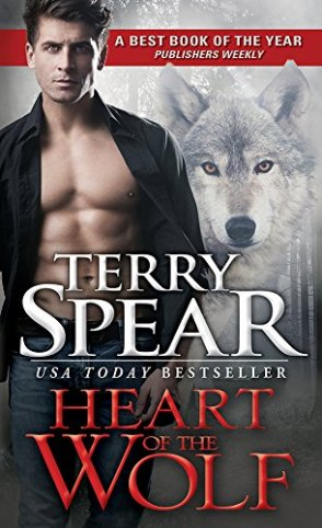 Heart of the Wolf by [Spear, Terry]