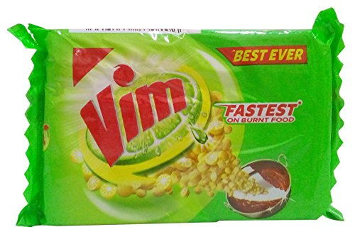 51Aa9xVN4LL - Vim Dishwash Bar, 80g Pack