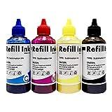 Sublimation Ink for C88 C88+ WF7710 WF7720 WF7610 WF7110 WF7210 WF2750 WF3640 WF3610 WF3540 WF2760 ET2650 Heat Press Transfer for CISS on Mugs, Polyester Shirts, Phone Cases etc