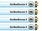 Wolff System GoldenBronze II F71T12 100W Bipin Tanning Bulbs - Intense Bronze (16)