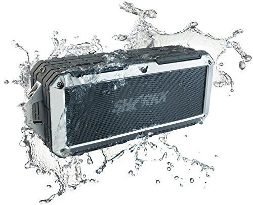 Waterproof Bluetooth Speaker Sharkk 2O IP67 Bluetooth Speaker